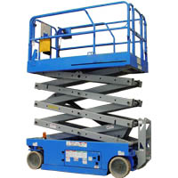 Electric Scissor Lift v2