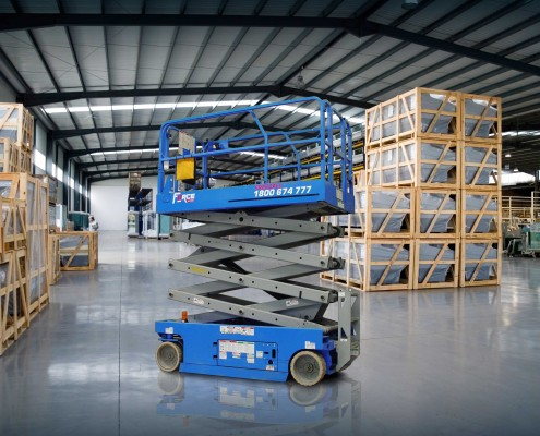 Scissor Lift from Force Corp