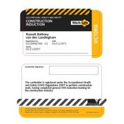 White Card for Access Equipment Safety